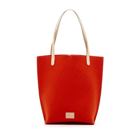 Graf Lantz Hana Tote Orange