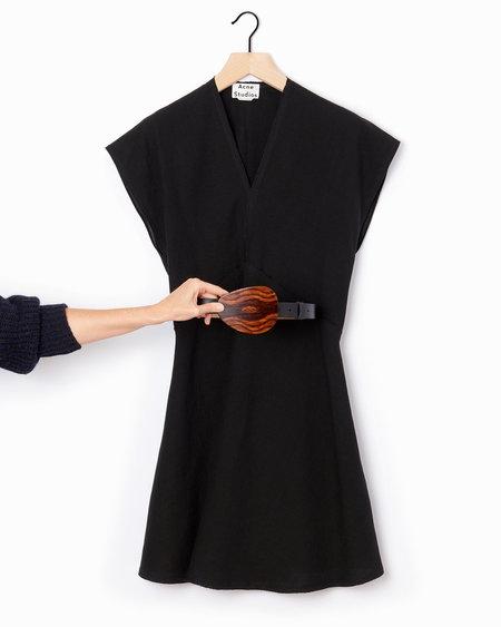Acne Studios Jessia Raw Li Dress