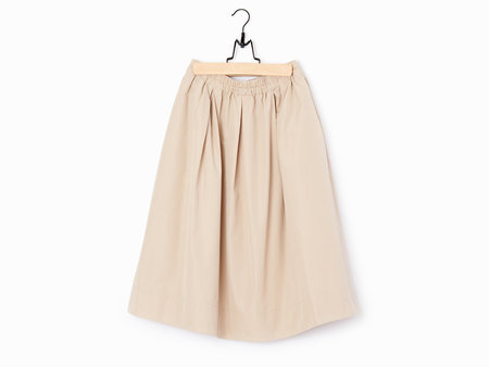 Aspesi Circle Skirt - Taupe