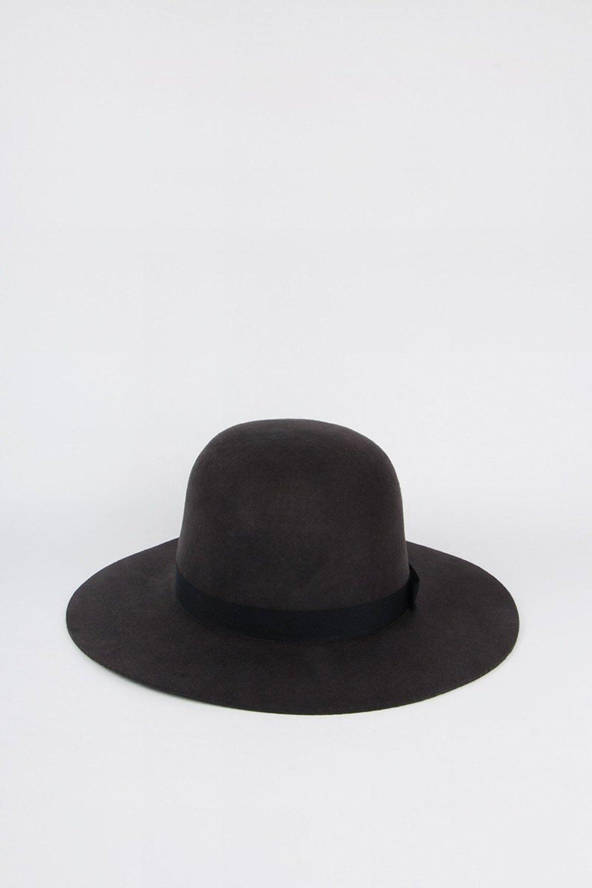 Brixton Colton Hat - Washed Black  cb897d559d5