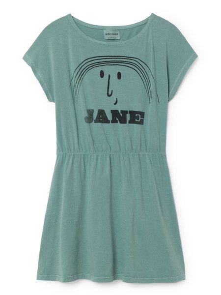 Kids Bobo Choses Little Jane Shaped Dress