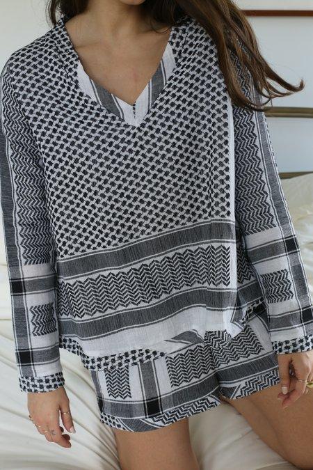 CECILIE copenhagen Shirt V Long Sleeves
