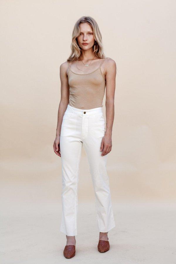 Lykke Wullf Fonda Jeans - White