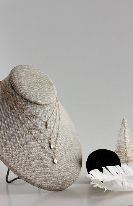 Dan-Yell Mazs Diamond Necklace