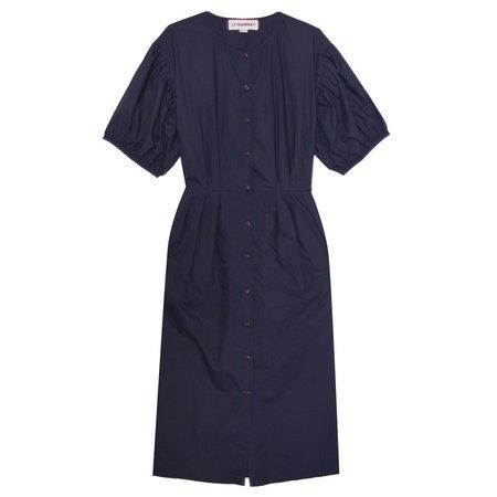LF Markey Oliver Dress - Navy Blue