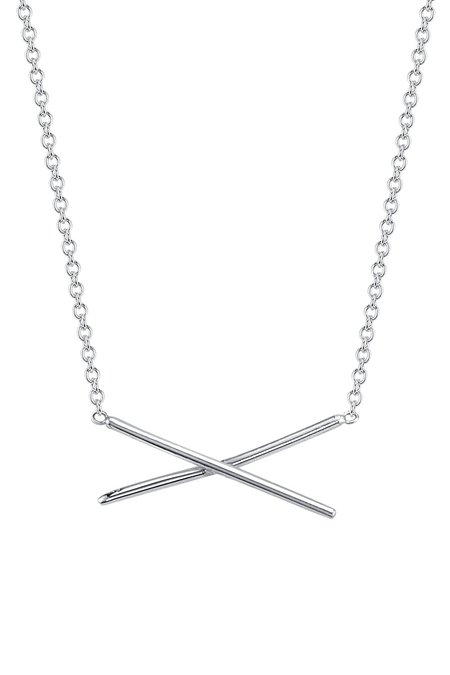 Gabriela Artigas 'X' Necklace