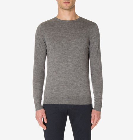 Sunspel Fine Merino Wool Jumper