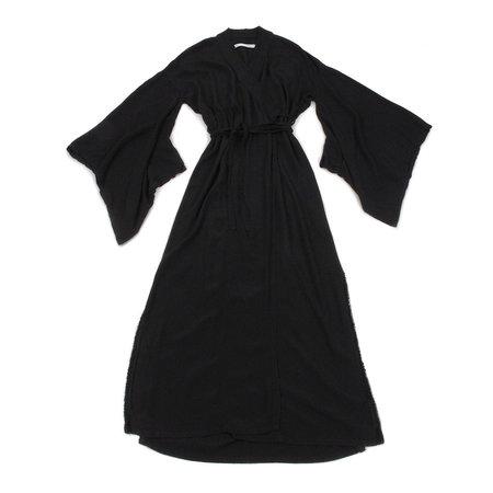 Raquel Allegra Kimono Wrap Dress