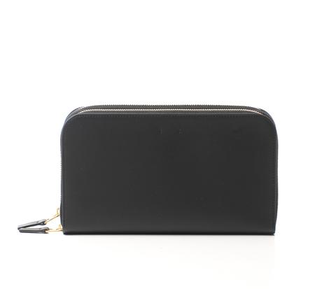 PB 0110 CM4 Black Wallet