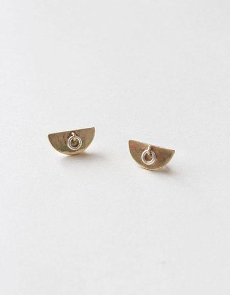 R.E. Elle Door Knocker Earrings
