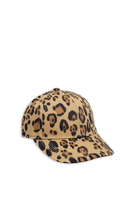 Kids Mini Rodini Leopard Cap