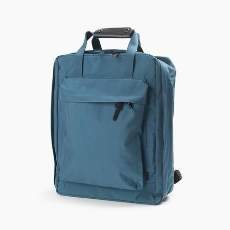 Voyager Backpack in Marine