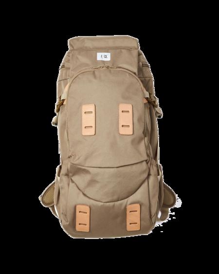F/CE Big Travel Backpack - Sande Beige