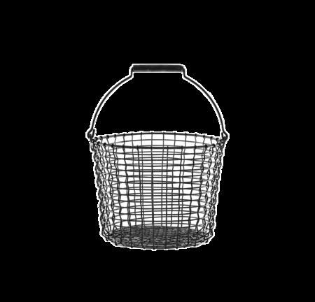 Korbo Bucket - Stainless Steel