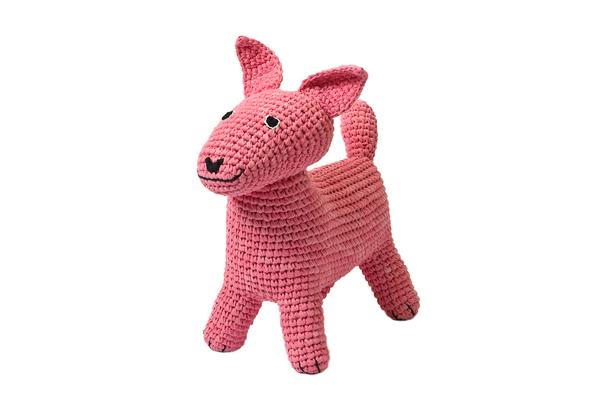 Kid's Anne-Claire Petit Mama Terrier- Dodo Les Bobos