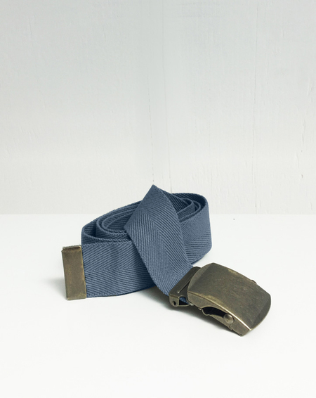 THE WIDE TWILL BELT