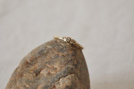 M. Hisae Catori Ring - 14k Gold