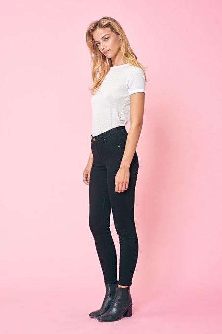 Rolla's Westcoast Staple Skinny Jeans Raven