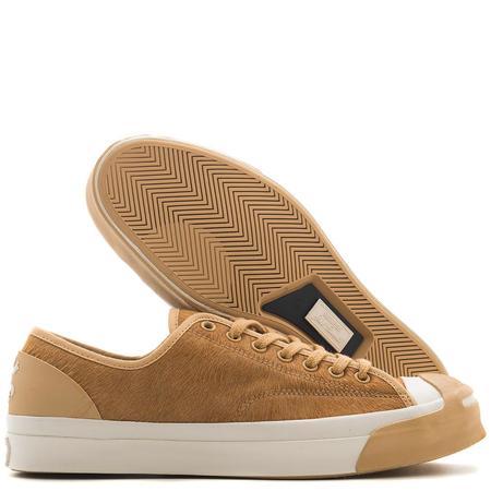 Converse Gold Star x Born x Raised Jack Purcell Modern Sneaker - Camel
