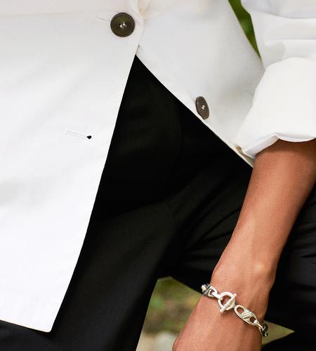 Luz Ortiz Link Bracelet