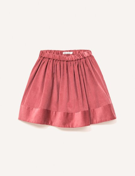 Kids Petits Vilains Josephine Party Skirt - Rose
