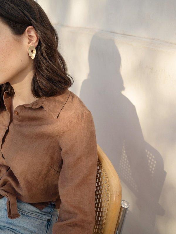 Seaworthy Codos Earrings