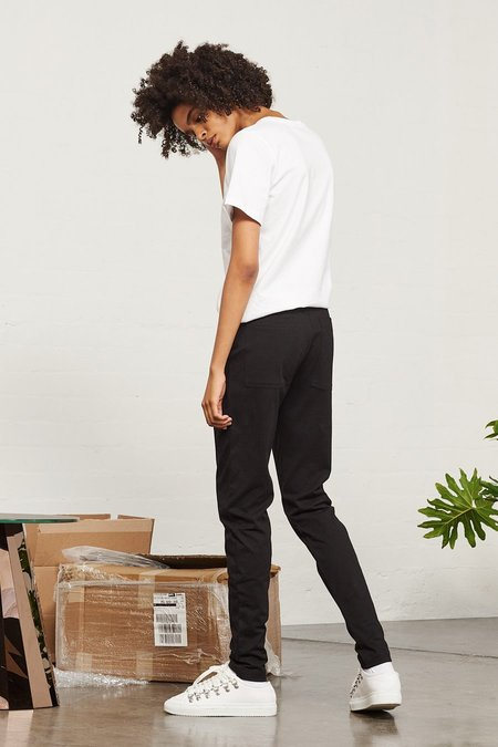 Kowtow Building Block Pant in Black