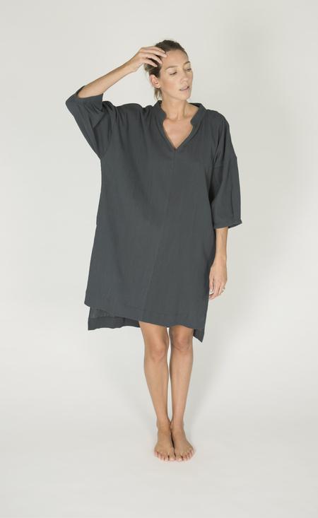 Ilana Kohn Ava Dress in Coal