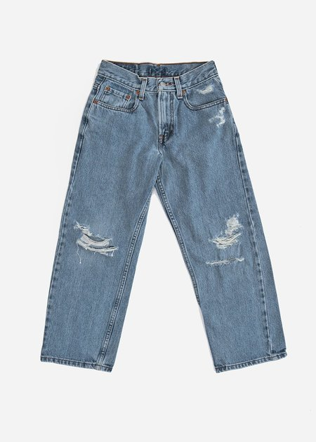 Denim Refinery Vintage Levi's 569 denim - blue