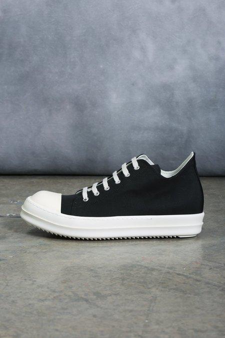 Rick Owens Drkshdw Woven Low Sneaker