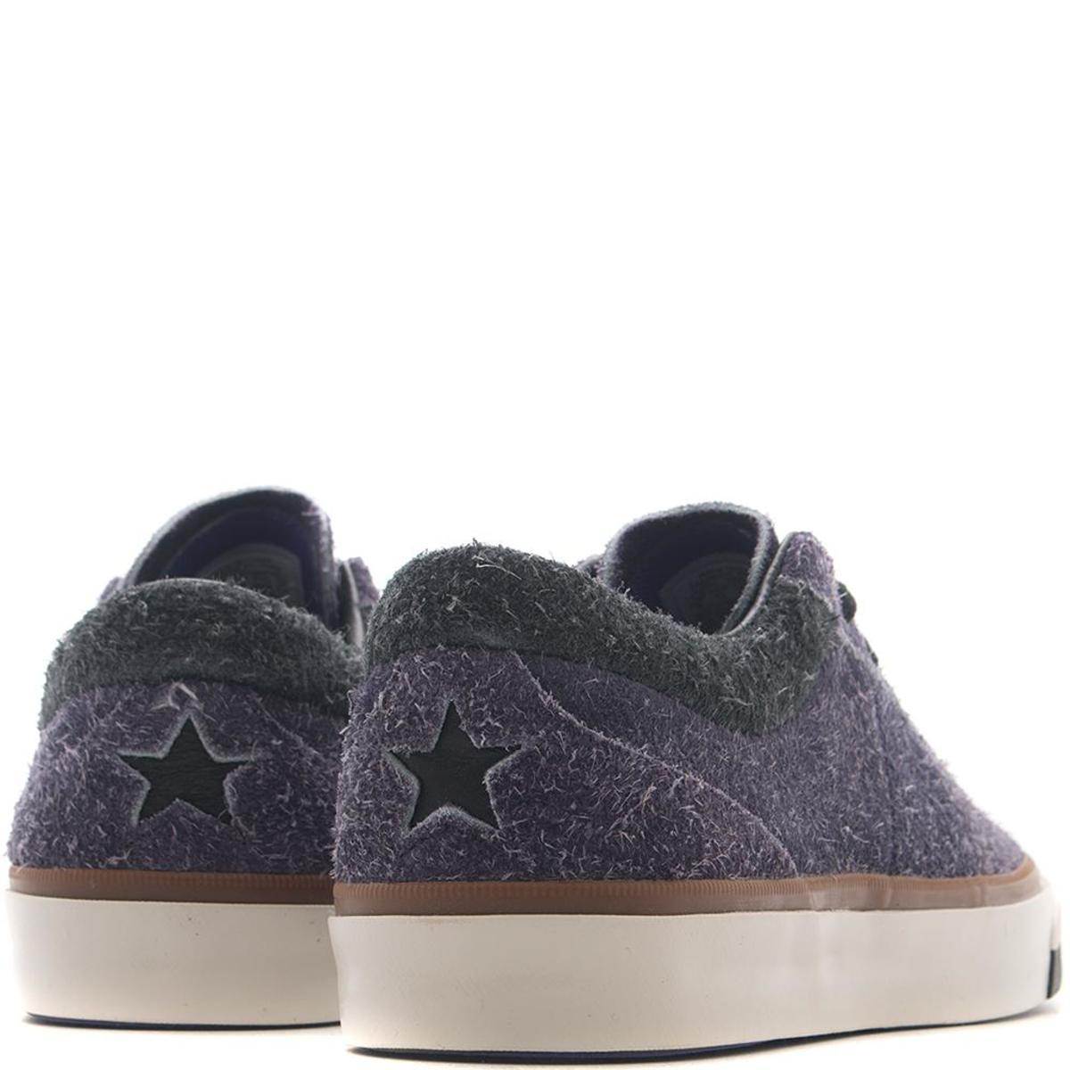 7187766bc3a647 Converse Gold Star x Clot One Star CC - Purple Velvet