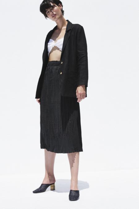Shaina Mote Aeo Skirt in Onyx