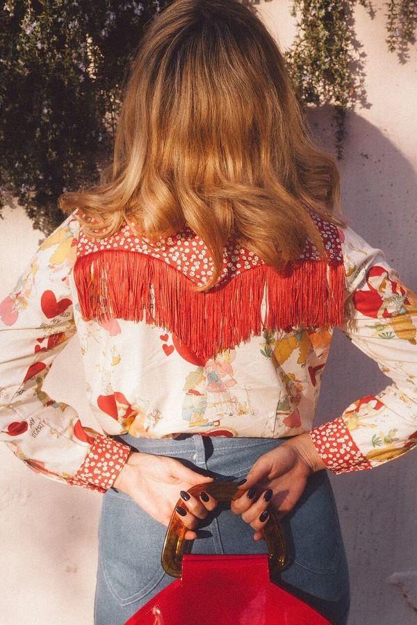 Lykke Wullf Lover Cowboy Shirt - Limited edition