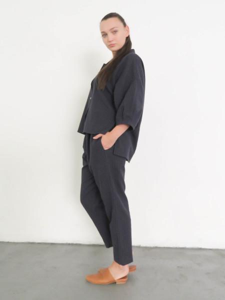 Ilana Kohn Nico Pants - Navy Stripe