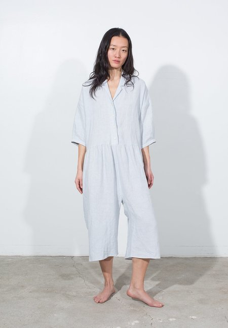 Ilana Kohn Steven Jumpsuit - White Linen