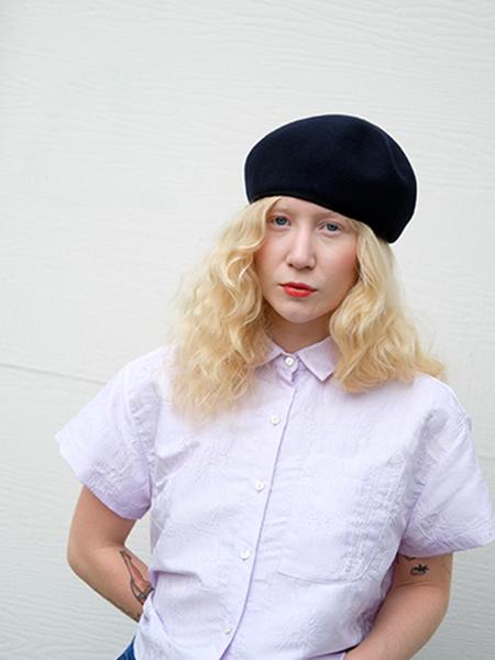 Brookes Boswell RUBIN HAT