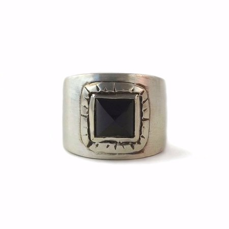 Arcos Notos Ring - Sterling SIlver