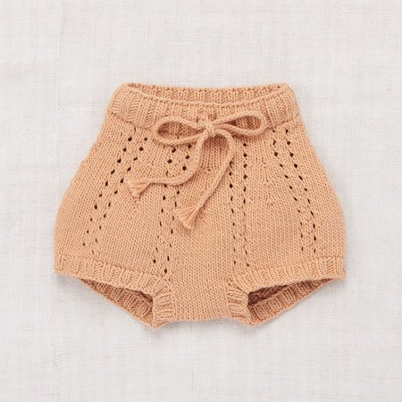 Kid's Misha & Puff Sea Urchin Bloomers - Putty