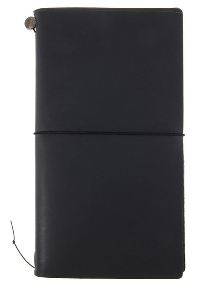 Traveler's Company Black Traveler's Notebook