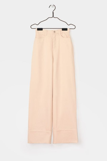 Kowtow Stage Pant - Natural