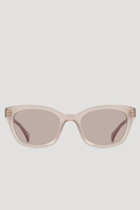 Raen Optics Clemente Sunglasses in Rose
