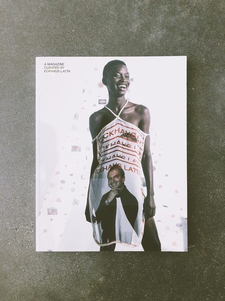 A Magazine Curated By, The Eckhaus Latta Edition