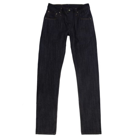 Left Field NYC Charles Atlas Jeans—15 oz Indigo XinJiang Denim