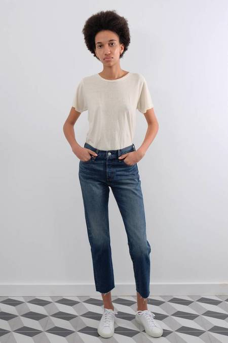 Levis Made & Crafted Wedgie Icon Fit High Rise Jeans
