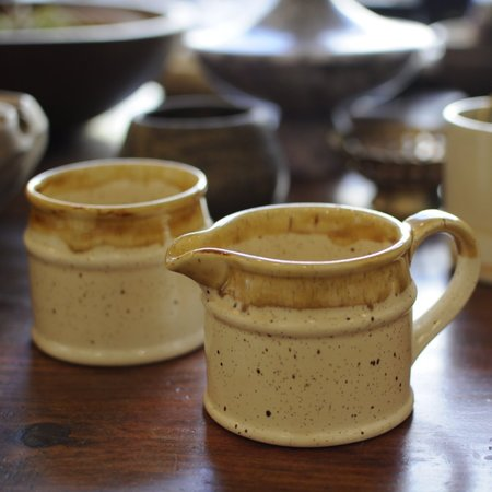 Meus Found Vintage Sadler England Cream and Sugar
