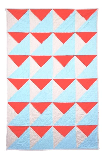 Saint Helen Triangle Quilt