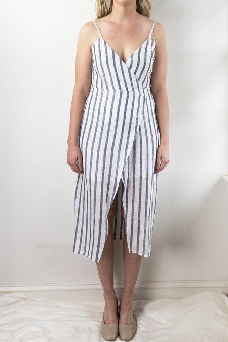 Third Form Come Around Wrap Dress