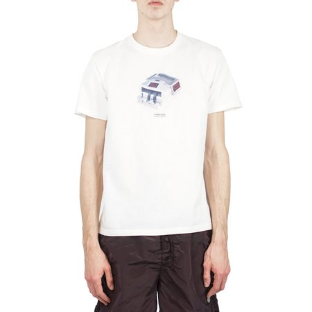 Purlicue CURRENCY DETECTOR SS TEE - WHITE