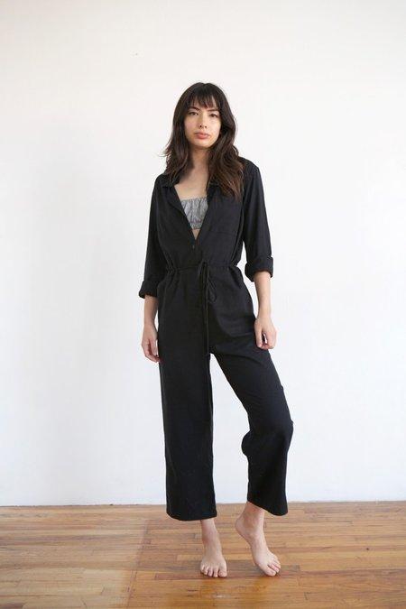 Ozma The Boilersuit - Silk Noil