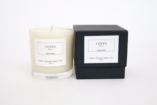 Coven Candles No. 3 Candle